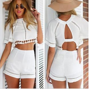 2015 The New Female Leisure 2 Piece..