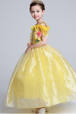Princess dress skirt