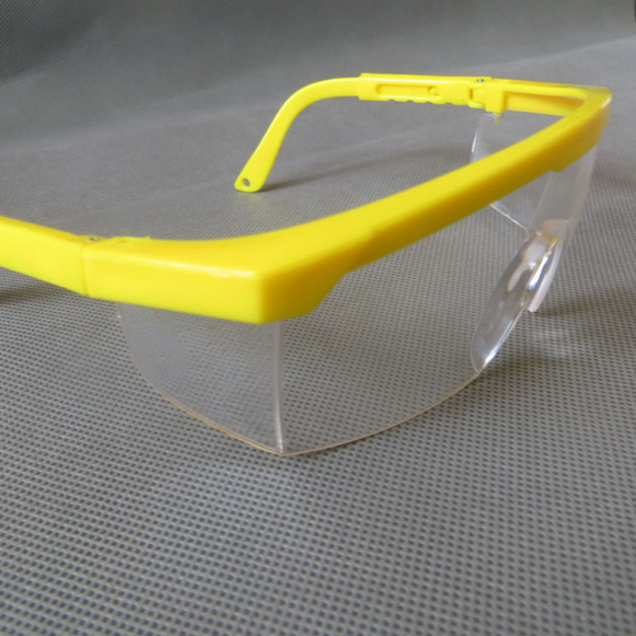 Safety goggles windproof dustproof glasses strike telescopic legs goggles